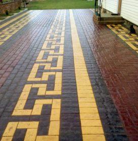 Тротуарная плитка в Минске и Молодечно