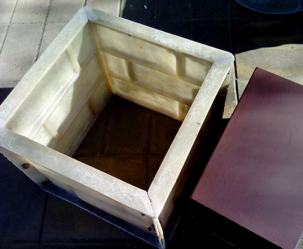 форма блока кирпичики