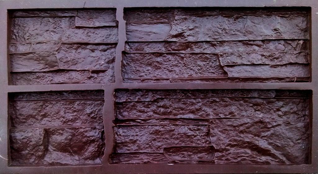 Форма камня колорадо угловой