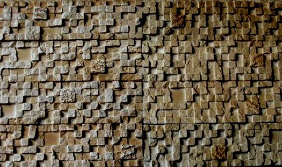камень мозаика япония