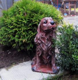 Садовые фигуры, как декор сада. Бетонные фигуры для сада и формы для их изготовления