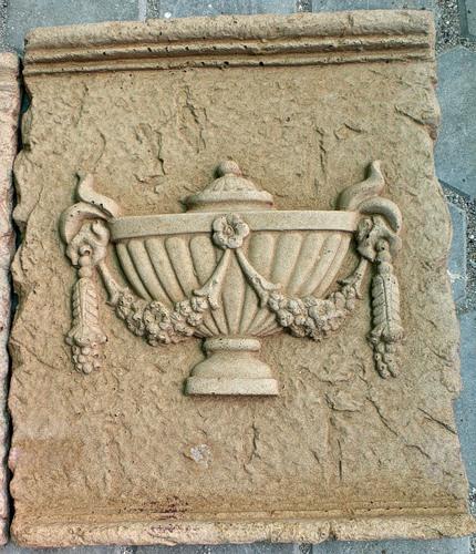 чаша элемент декора для стен