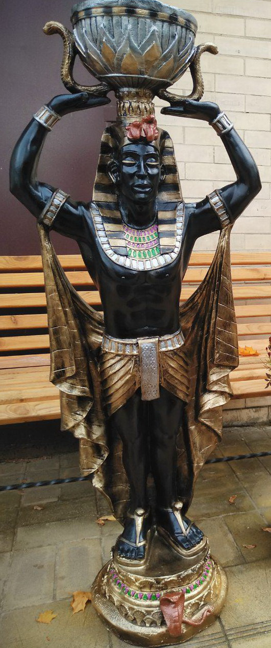Египтянин кашпо