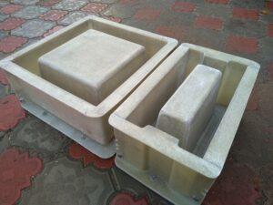 комплект мытый бетон