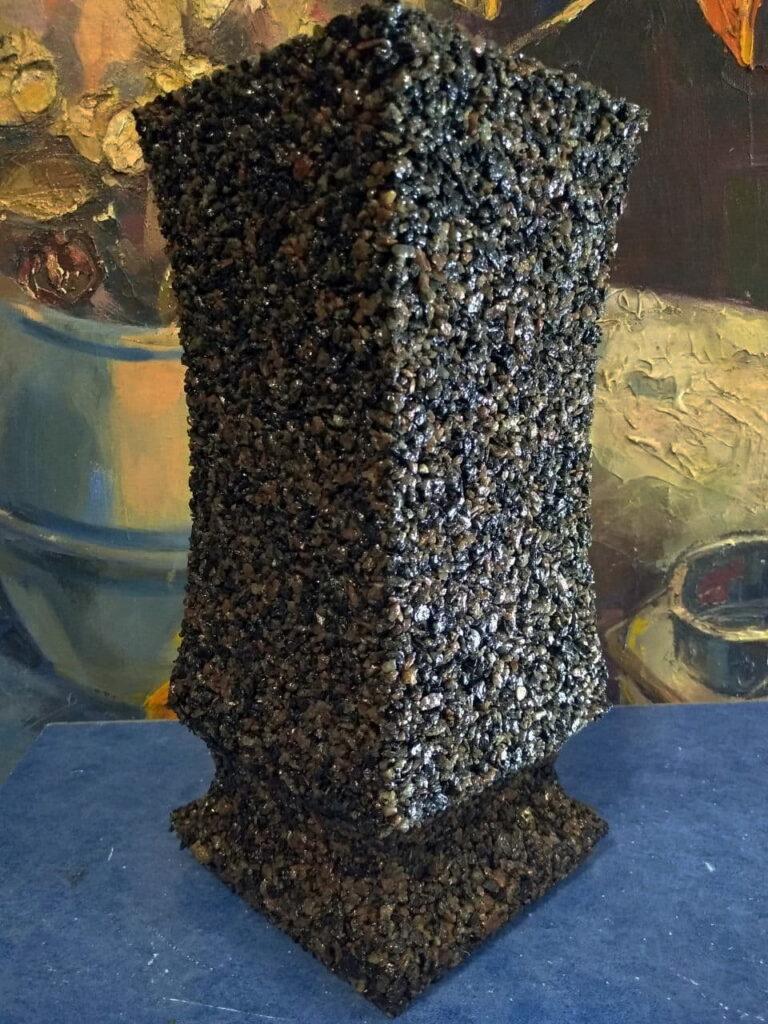ваза прямоугольная 28 см
