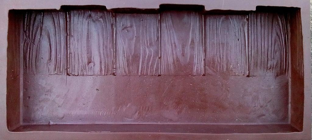 бордюр деревянный брусок