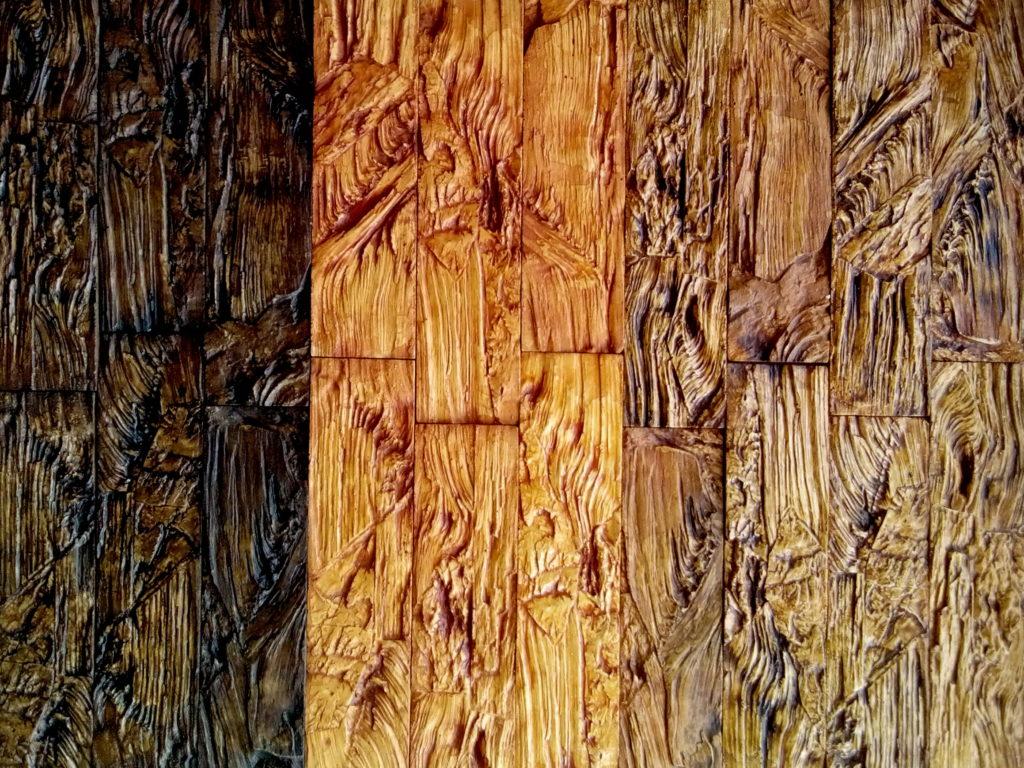 древесный скол плитка