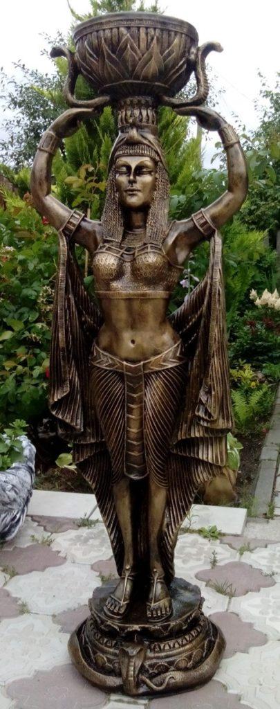 Египтянка кашпо