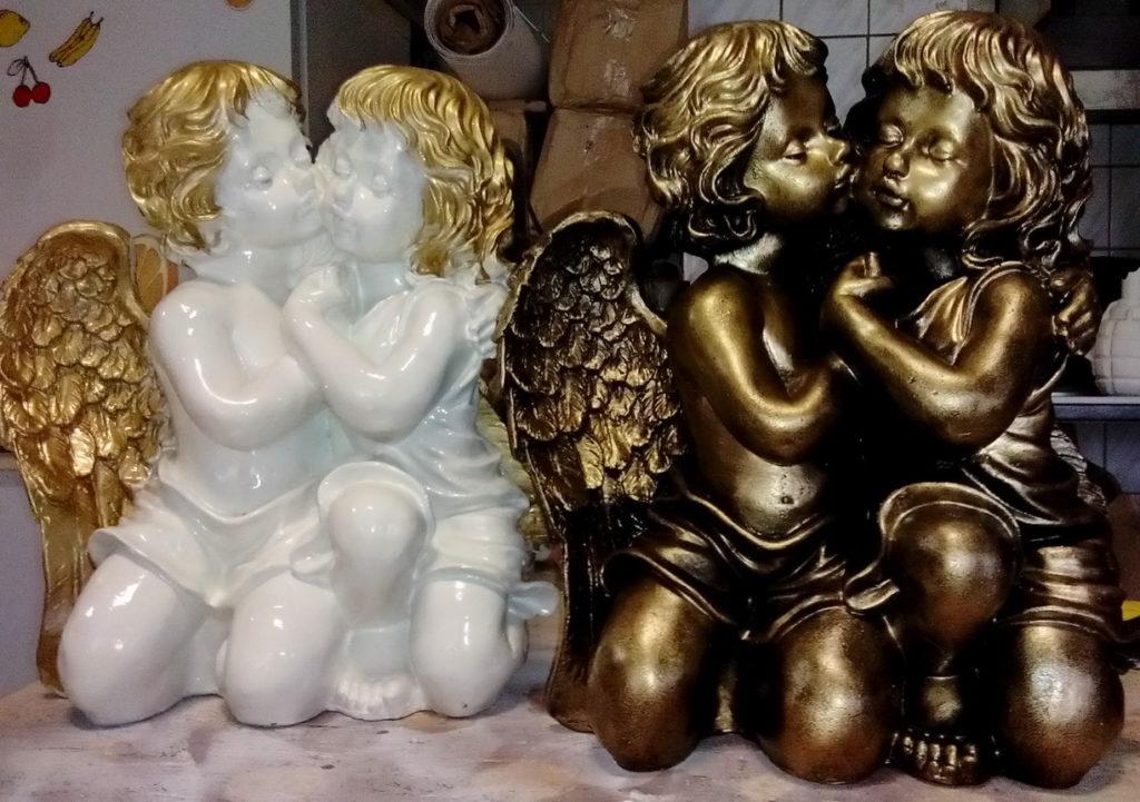 девочка с ангелом купить