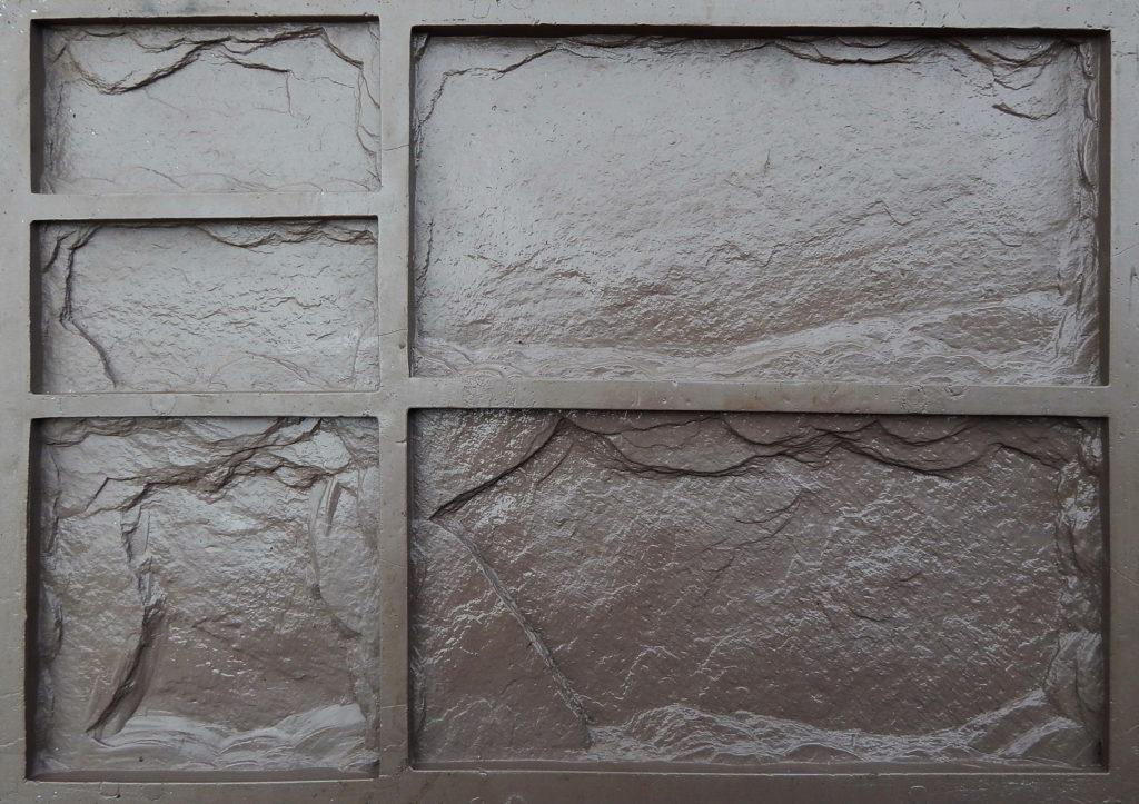 форма камня леон