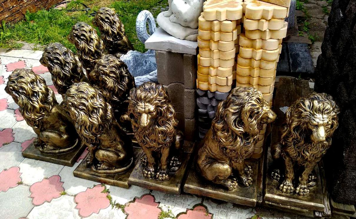 9 львов